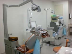 つくしが丘病院歯科診療室