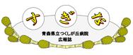 画像:青森県立つくしが丘病院 広報誌「すぎな」